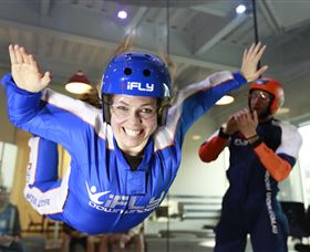 iFly Indoor Skydiving - Townsville Tourism