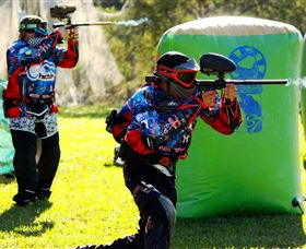 Elite 1 Paintball - Townsville Tourism