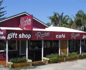 Rosies Cafe and Gallery - Townsville Tourism