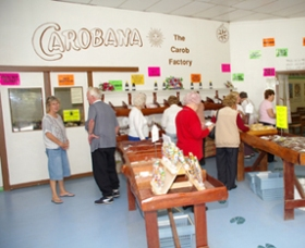 Carobana Confectionery - Townsville Tourism