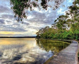 Merimbula Boardwalk - Townsville Tourism