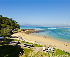 Merimbula Bar Beach - Townsville Tourism