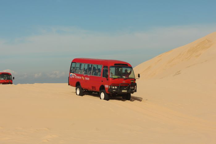 Port Stephens 4WD Tours - Townsville Tourism