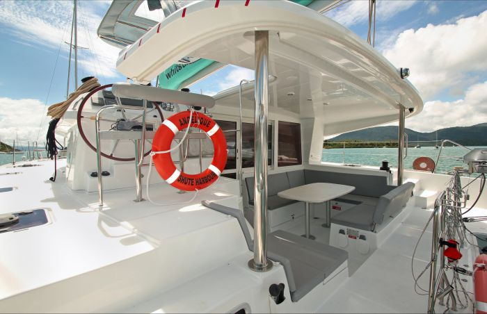 Whitsunday Rent A Yacht - Townsville Tourism