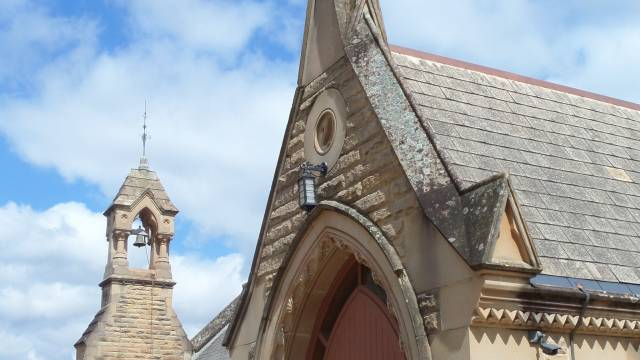 All Saints' Anglican Church - Townsville Tourism