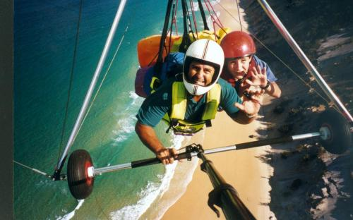 David CookmanSunshine Coast Hang Gliding - Townsville Tourism
