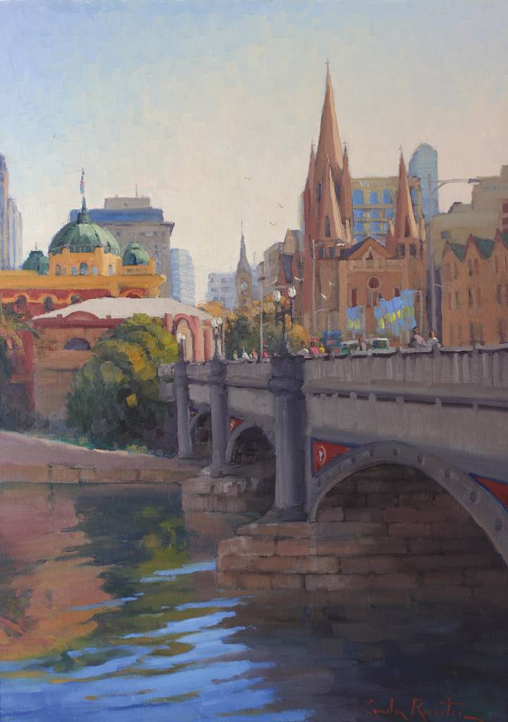 Rossiters Paintings - Townsville Tourism