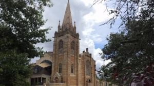 Presbyterian Church of St. Andrew - Townsville Tourism