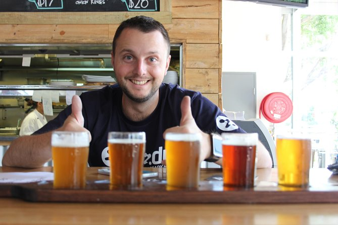 Capital 3in3 - 3 Craft Beer Hotspots in 3 Hours - Townsville Tourism