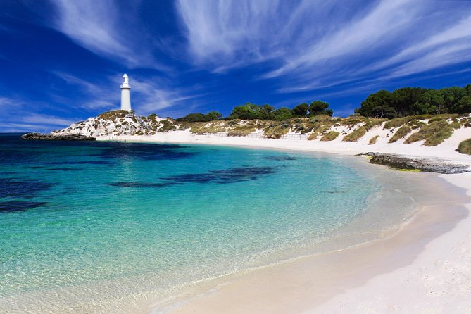 Rottnest Island Grand Tour Including Lunch and Historical Train Ride - Townsville Tourism