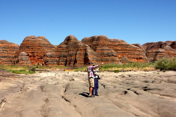 Bungle Bungle Flight, Domes & Cathedral Gorge Guided Walk from Kununurra