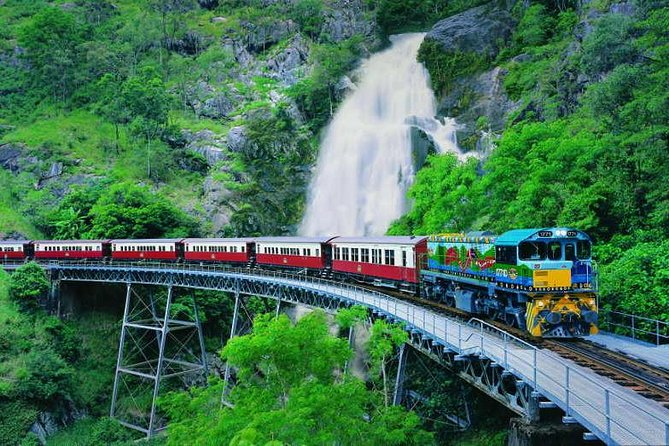 Full-Day Tour with Kuranda Scenic Railway Skyrail Rainforest Cableway and Hartley's Crocodile Adventures from Cairns - Townsville Tourism