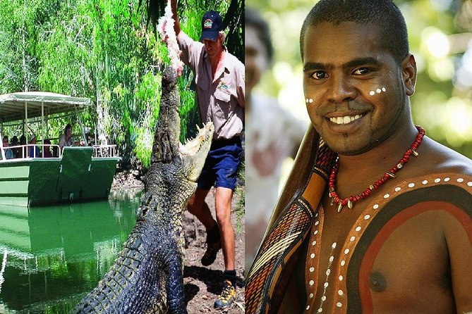 Hartley's Crocodile Adventures and Tjapukai Cultural Park Day Trip from Cairns - Townsville Tourism