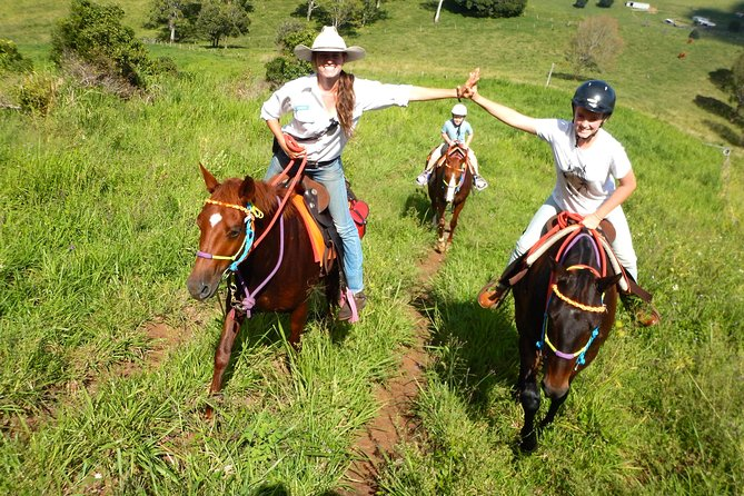 Country Day Ride from Mt Goomboorian with Rainbow Beach Horse Rides - Townsville Tourism