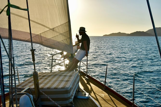 Magnetic Island Twilight Sailing Cruise - Townsville Tourism