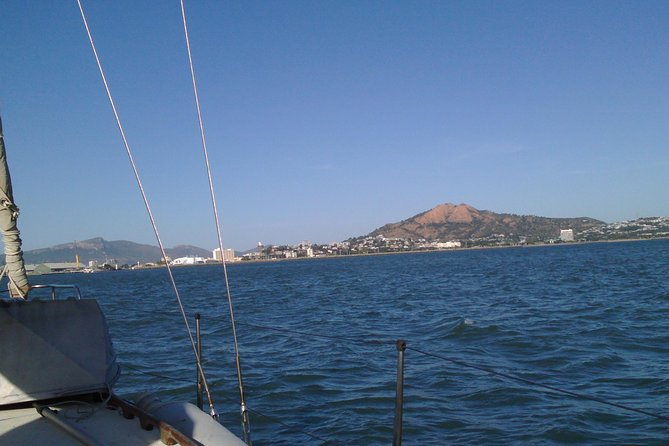 Private HireMagnetic Island Morning Sail - Townsville Tourism