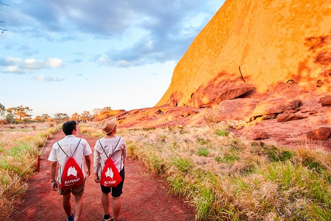 Uluru Sunrise and Guided Base Walk - Townsville Tourism