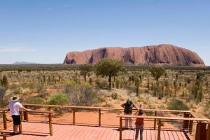 Uluru Small Group Tour including Sunset - Townsville Tourism