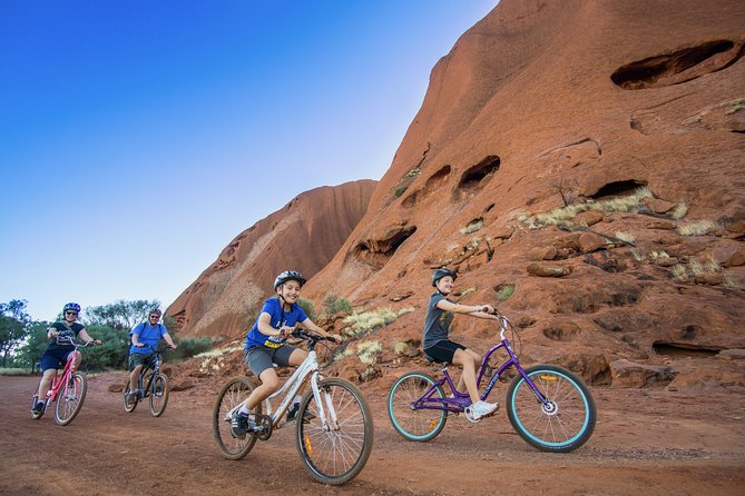 Outback Cycling Uluru Bike Ride - Townsville Tourism
