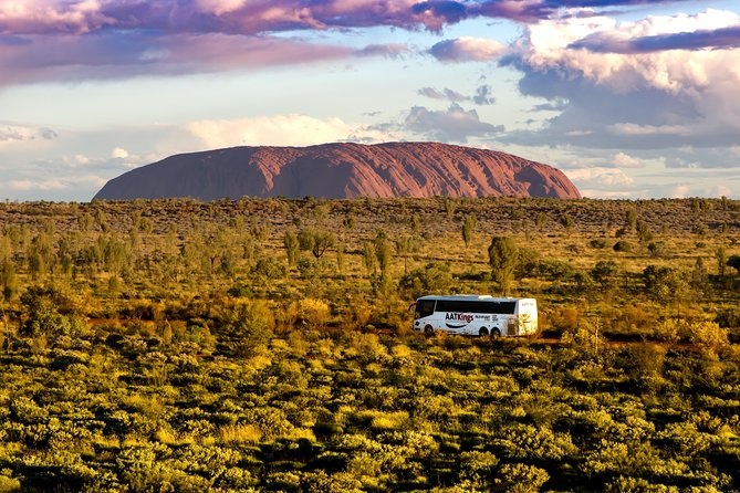 Coach Transfer from Kings Canyon Resort to Ayers Rock Resort - Townsville Tourism