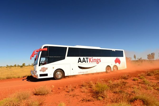Coach Transfer from Kings Canyon to Alice Springs - Townsville Tourism
