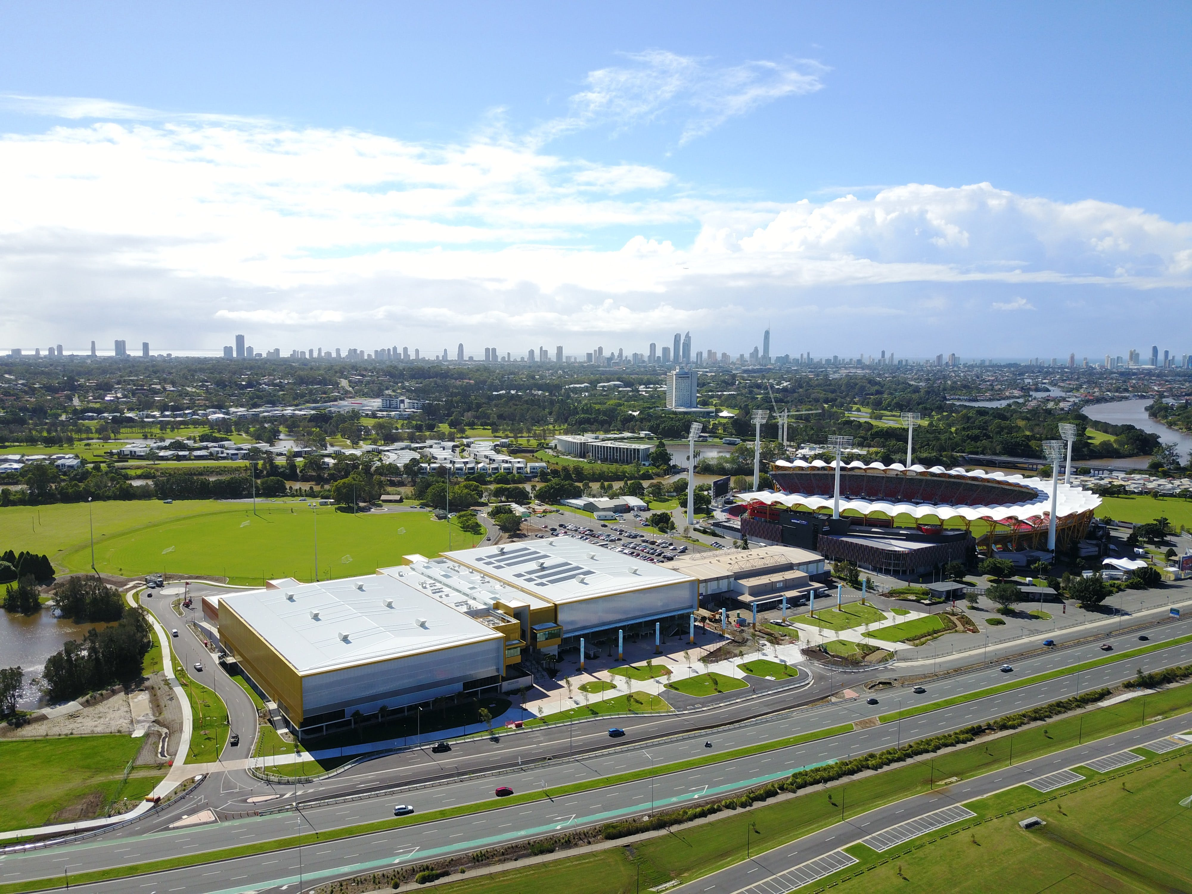 Gold Coast Sports and Leisure Centre - Townsville Tourism