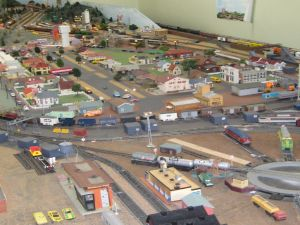 Heywood Model Trains - Townsville Tourism