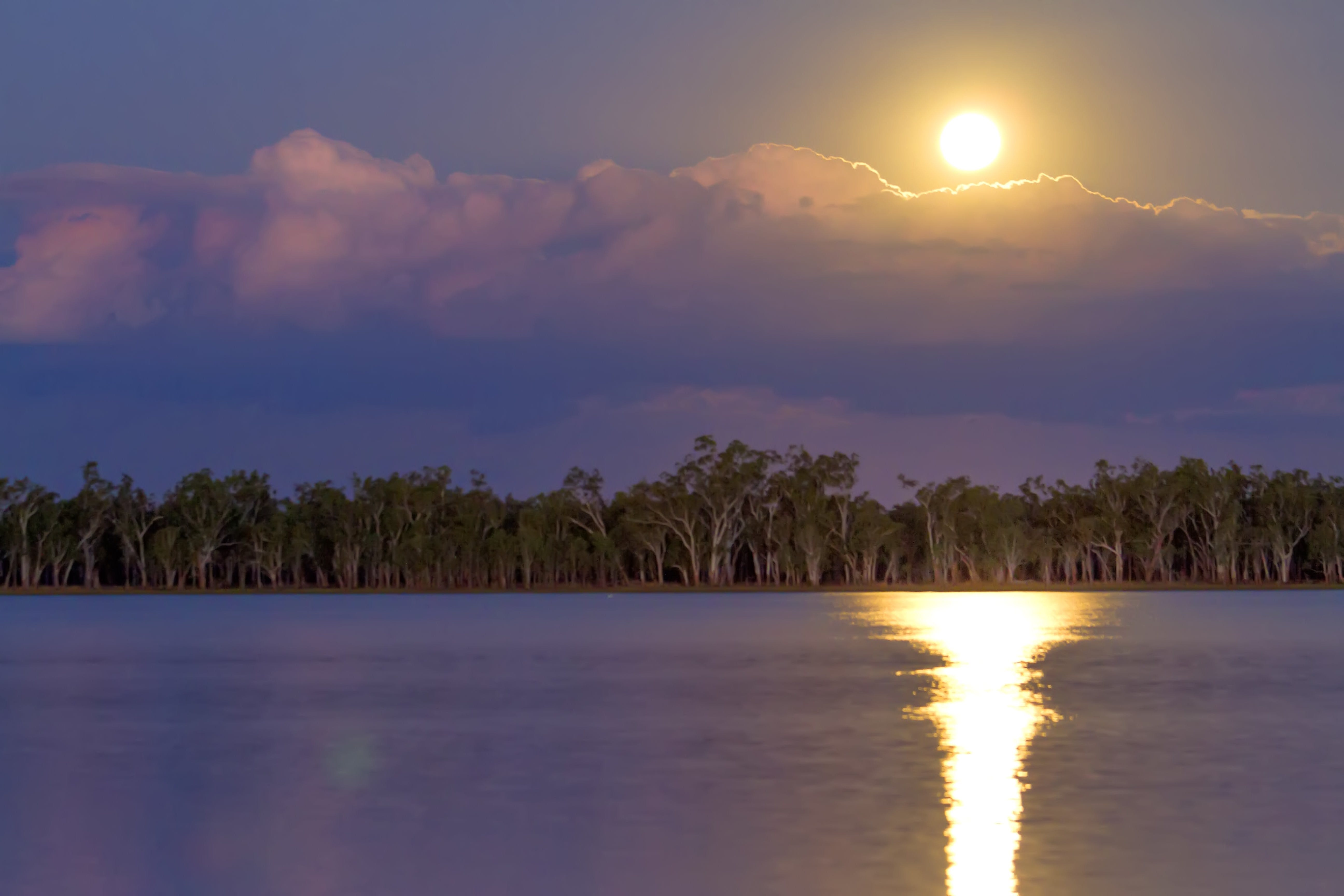 Lake Broadwater Conservation Park - Townsville Tourism