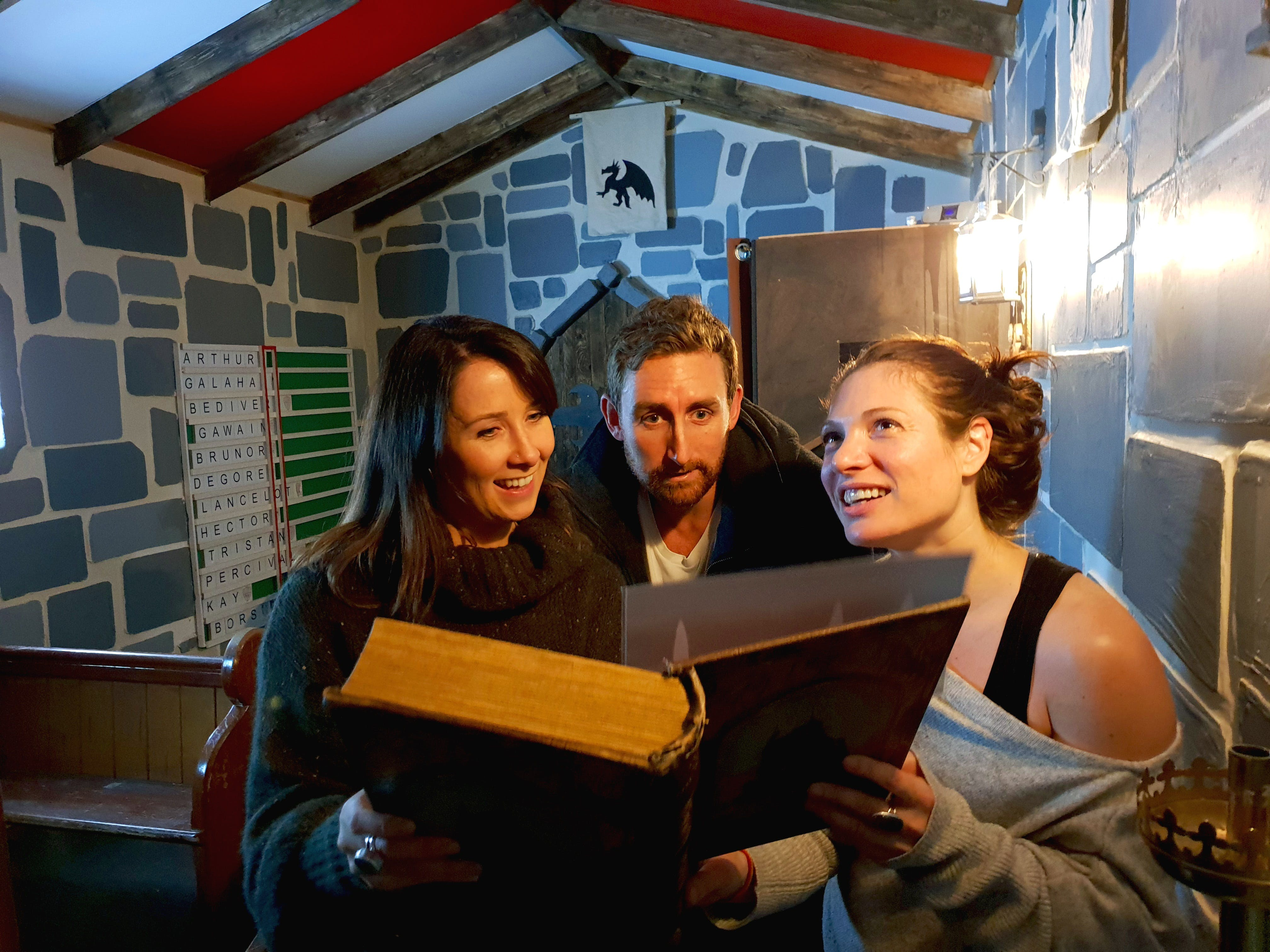 The Mystery Rooms - Townsville Tourism