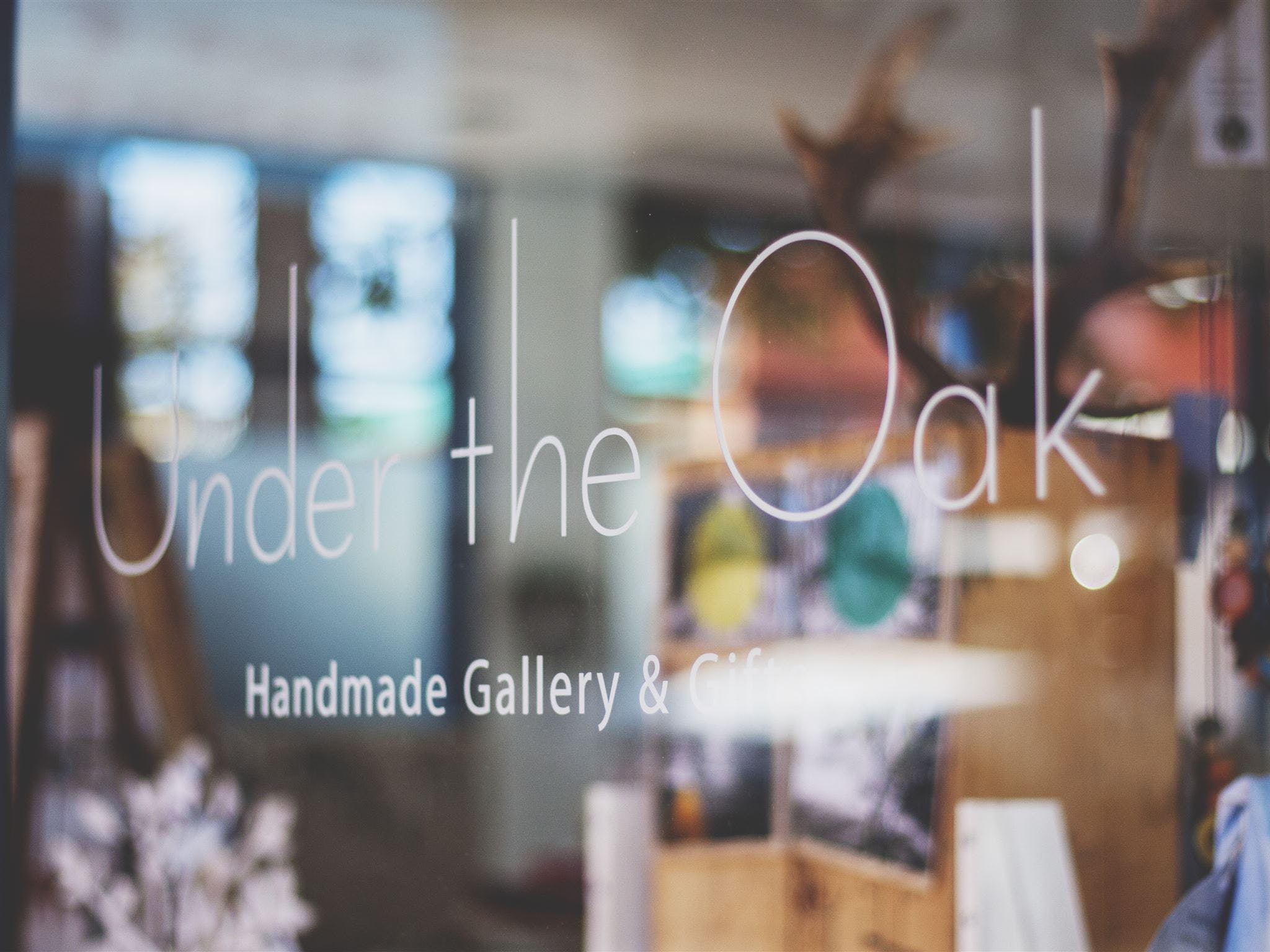 Under The Oak Handmade Gallery and Gifts - Townsville Tourism