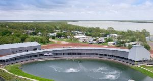 Les Wilson Barramundi Discovery Centre - Townsville Tourism