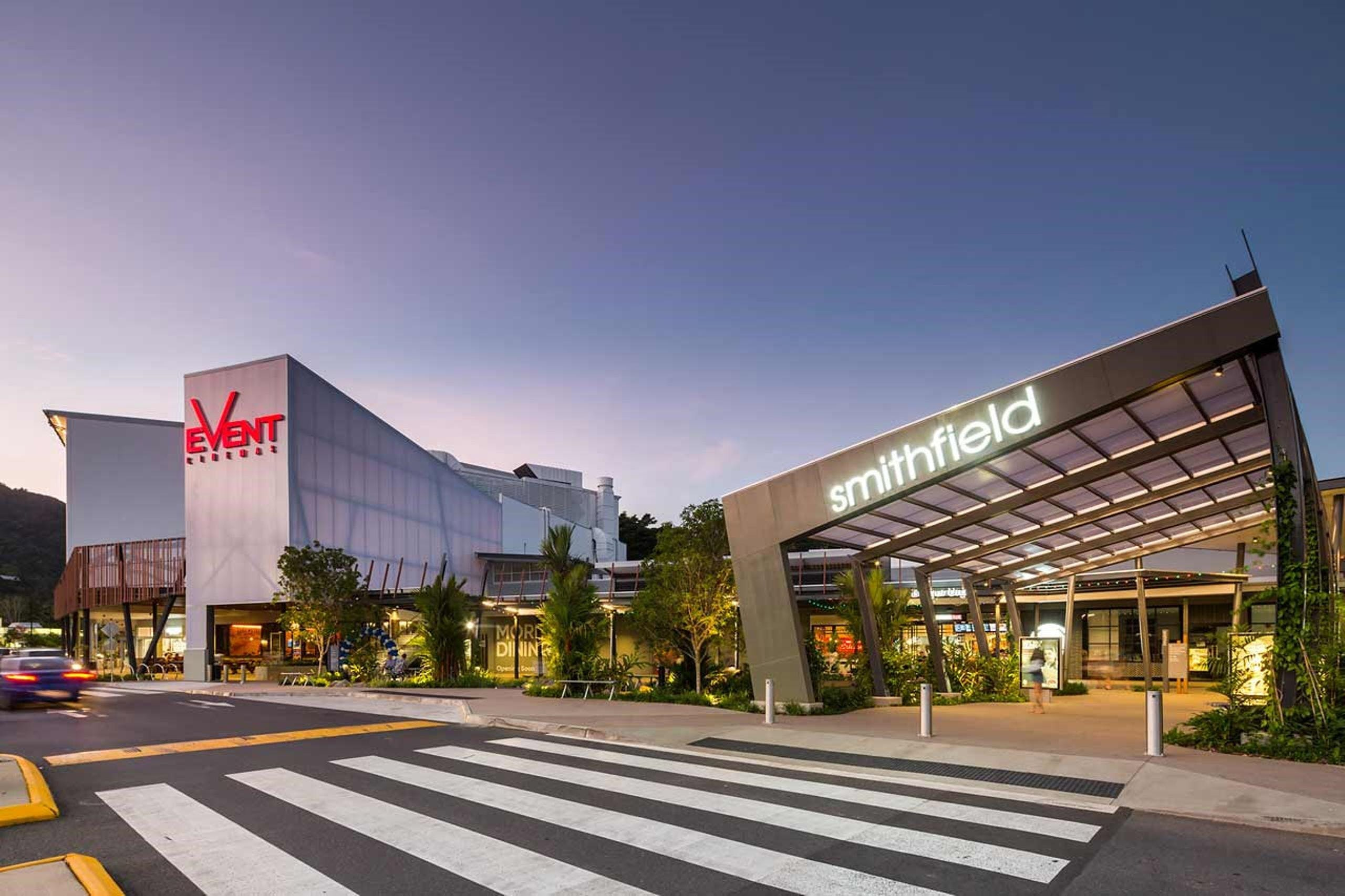 Smithfield Shopping Centre - Townsville Tourism