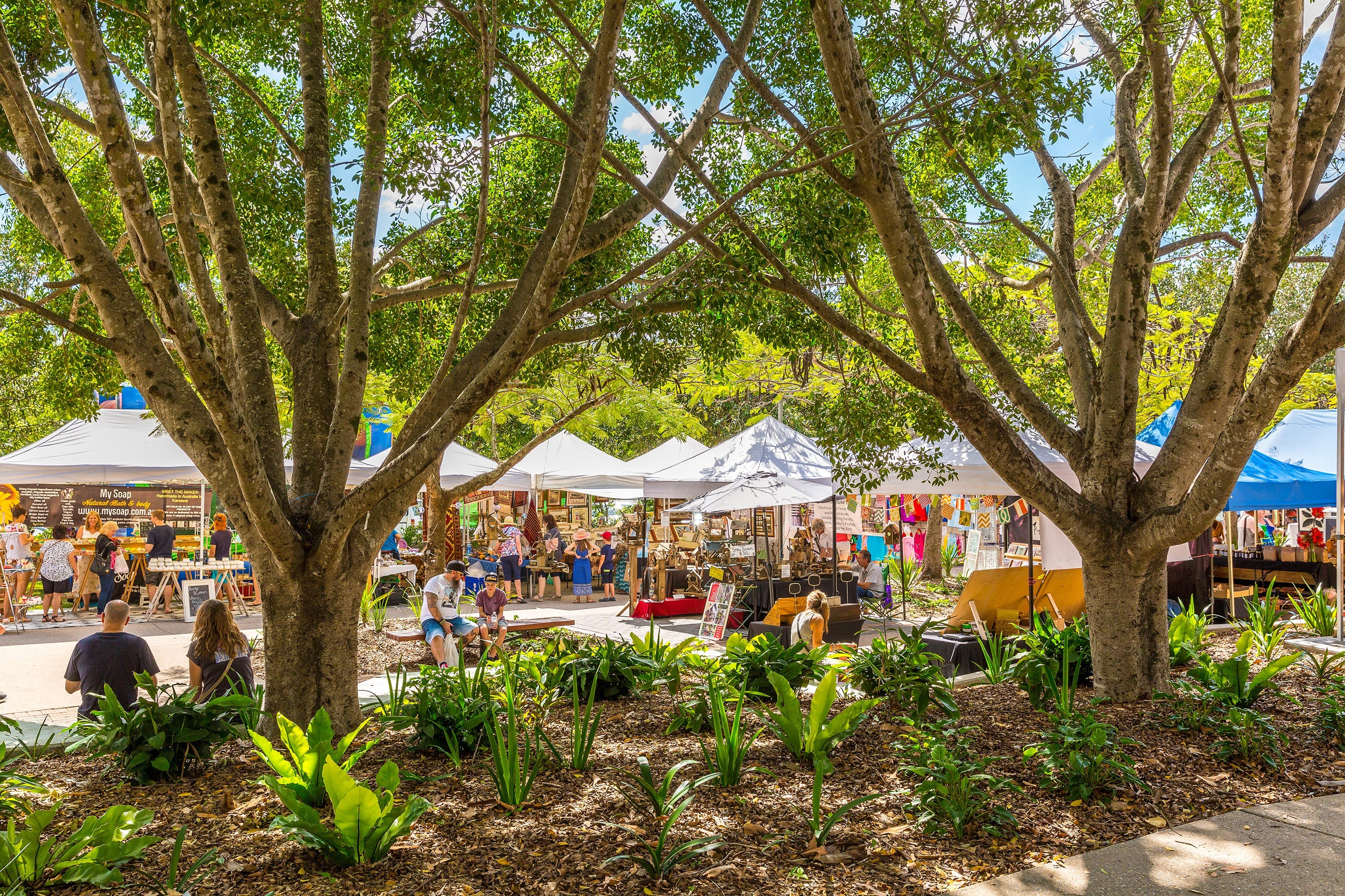 The Original Eumundi Markets - Townsville Tourism