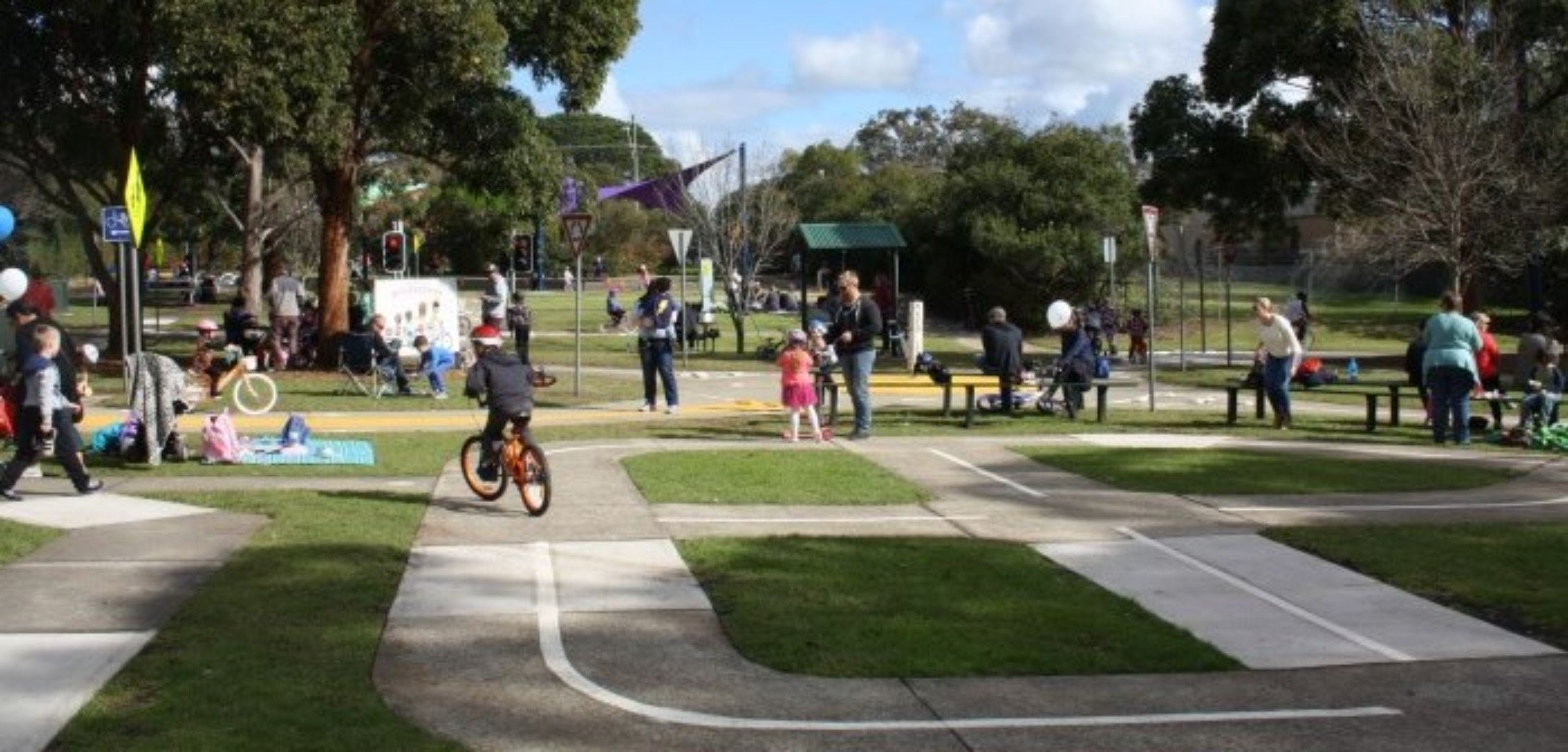 Campbelltown Bicycle Education Centre - Townsville Tourism