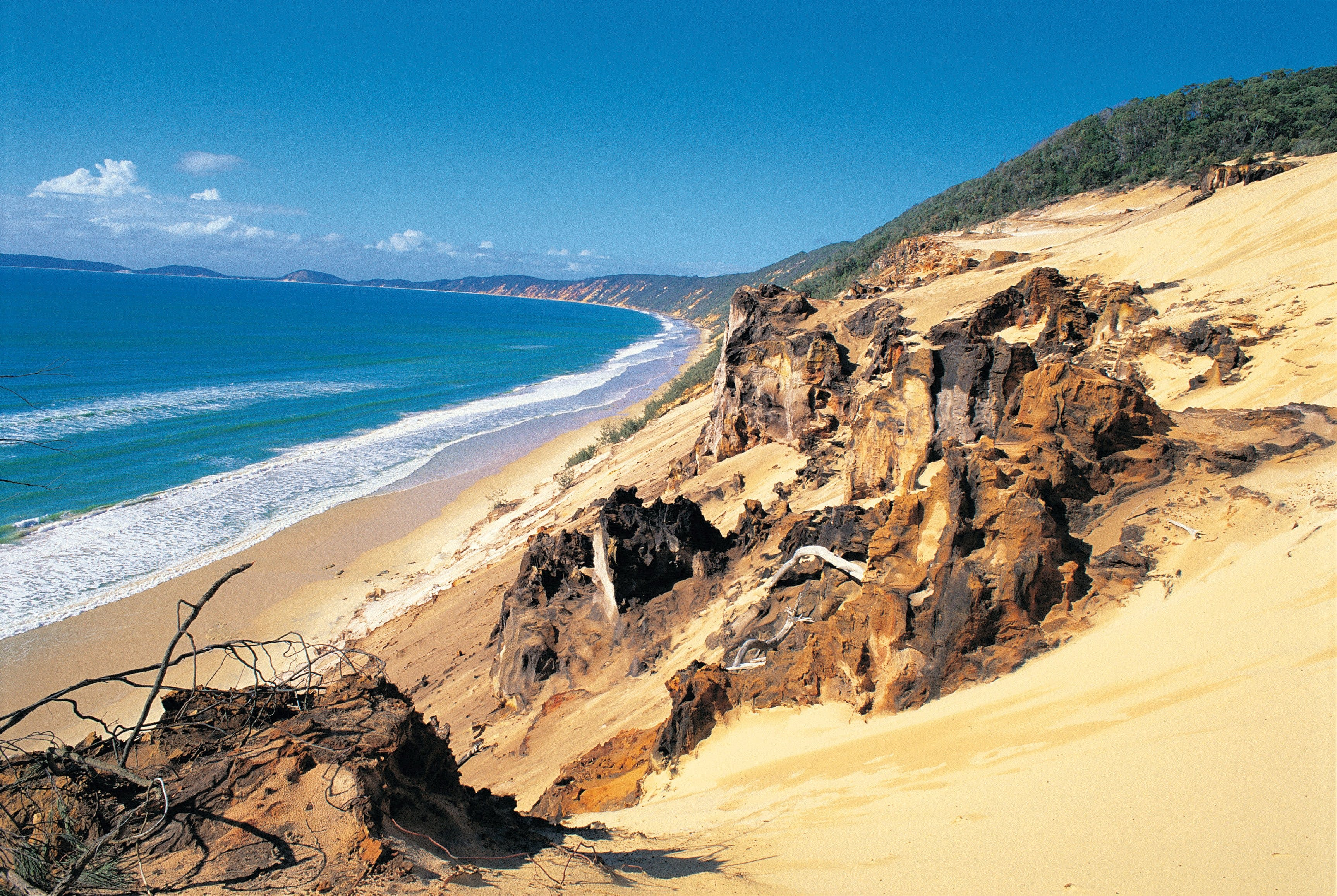 Cooloola Great Sandy National Park - Townsville Tourism