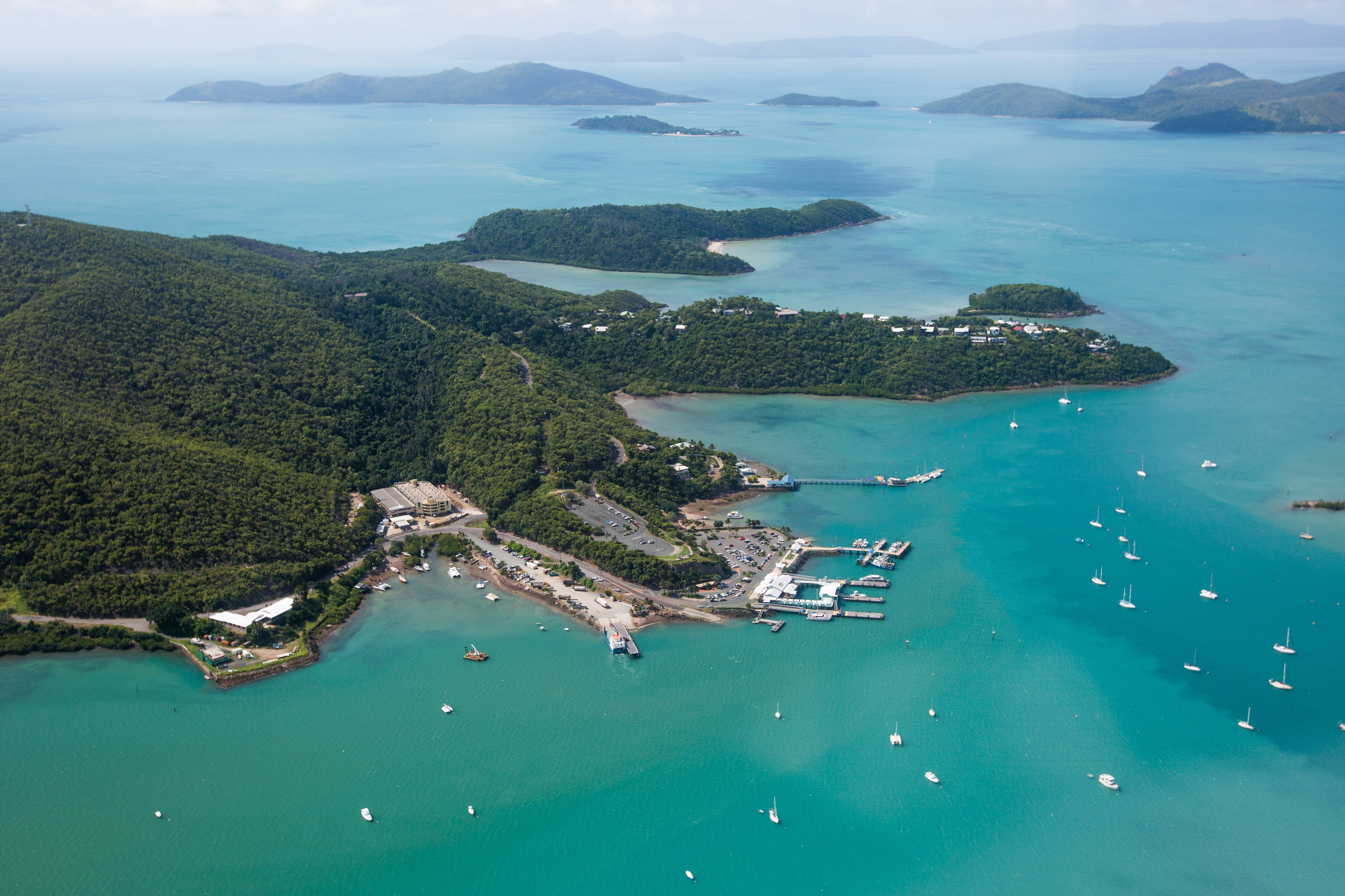 Shute Harbour - Townsville Tourism