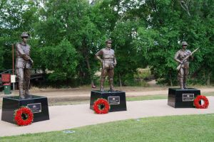VC Memorial Park - Honouring Our Heroes - Townsville Tourism