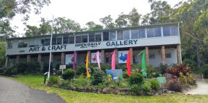 Port Stephens Community Arts Centre Gallery - Townsville Tourism