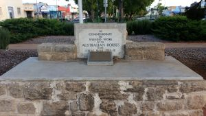Barmera Horse Trough - Townsville Tourism