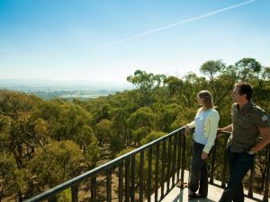 Monument Hill Reserve - Townsville Tourism