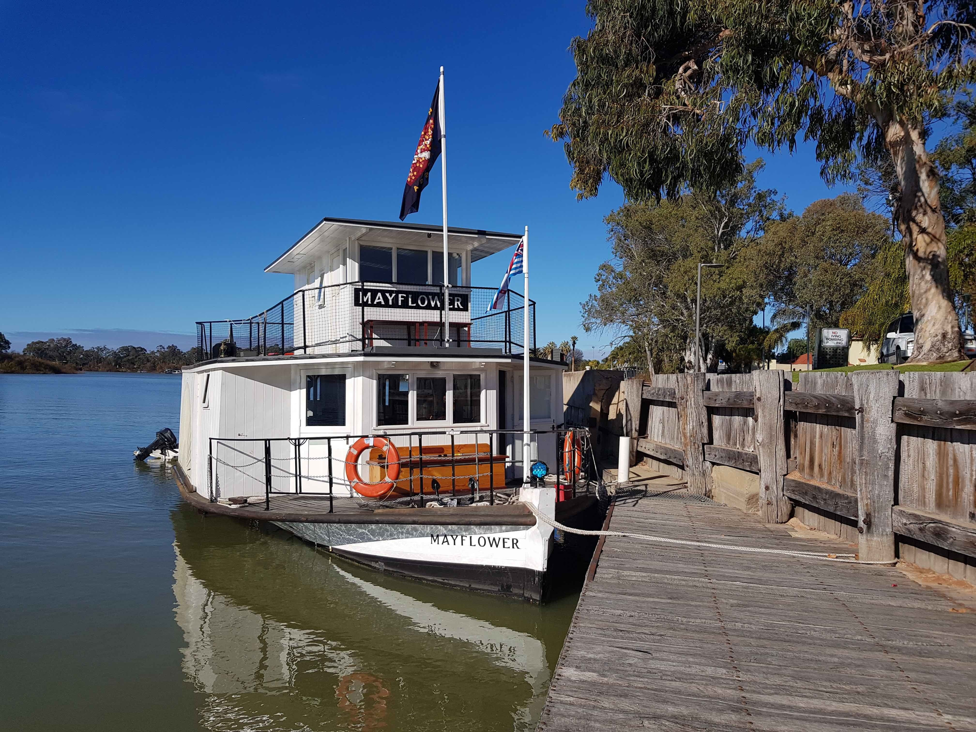 PW Mayflower Cruises - - Townsville Tourism