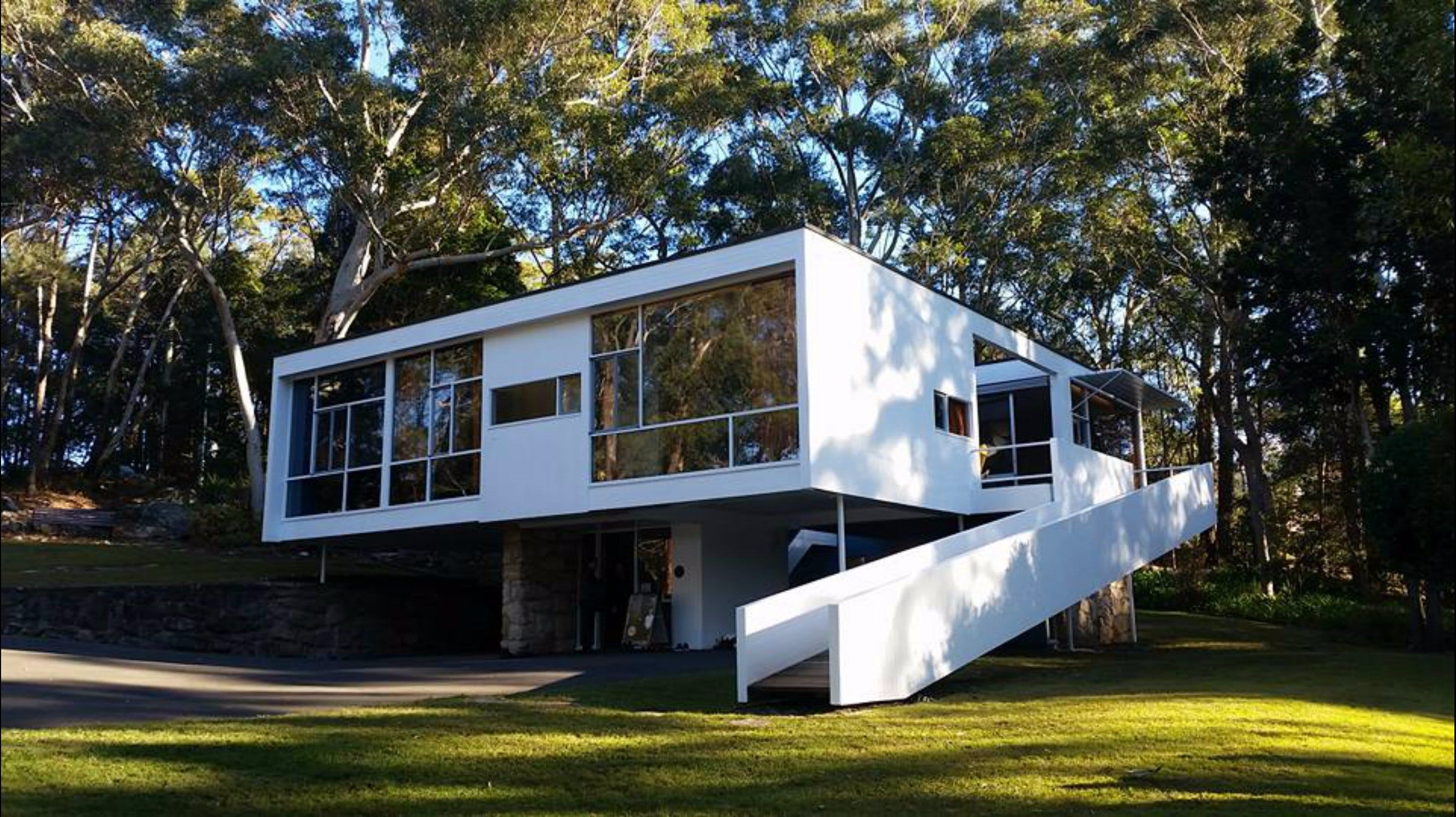 Rose Seidler House - Townsville Tourism