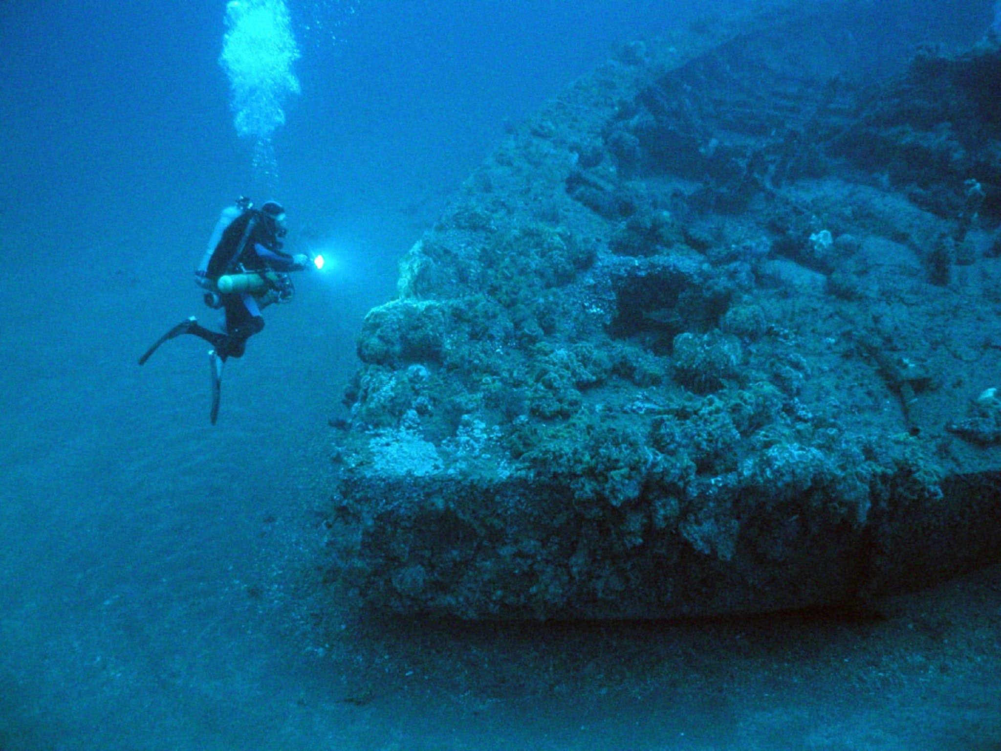 The Zanoni Wreck - Townsville Tourism