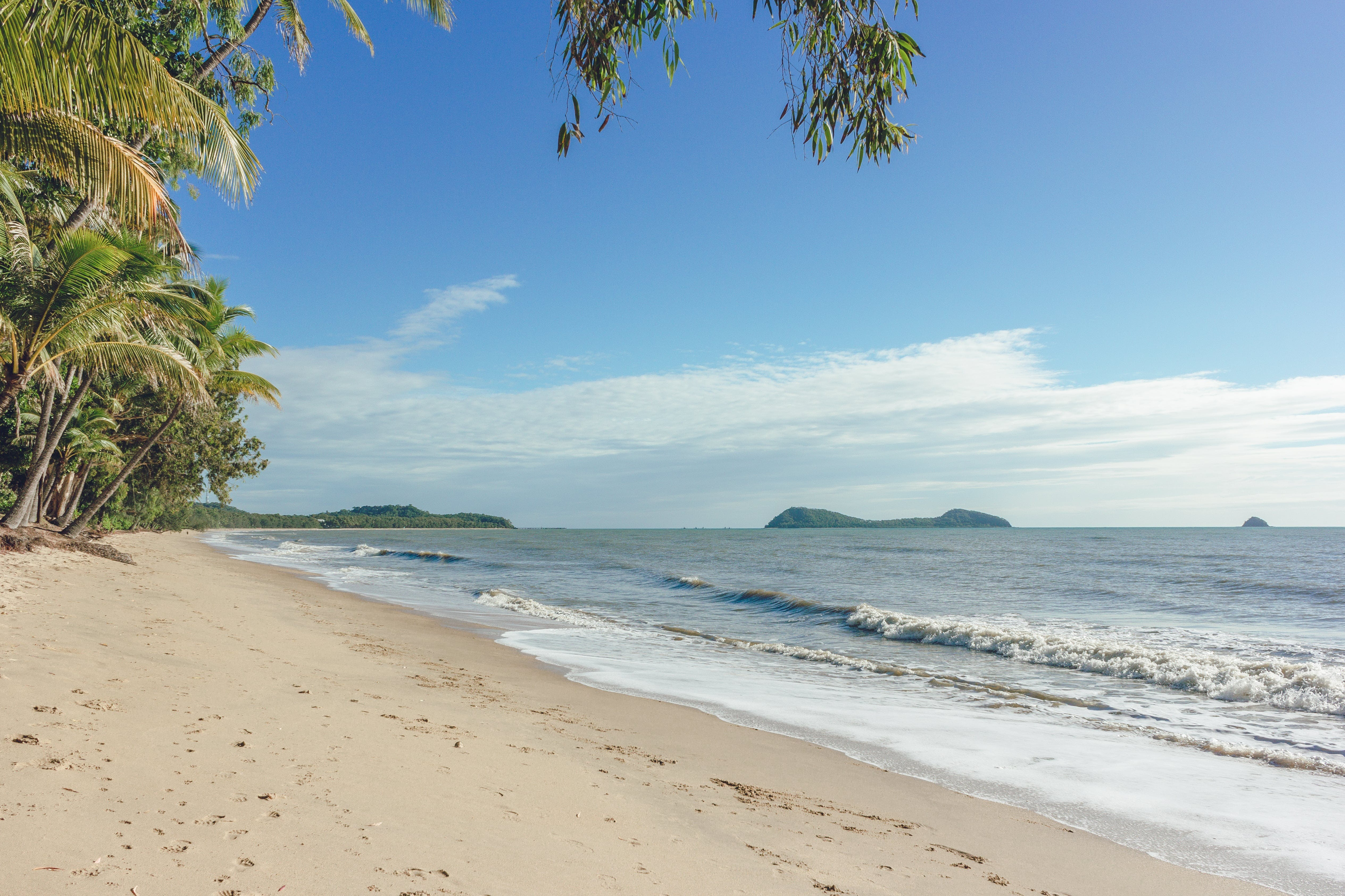 Clifton Beach - Townsville Tourism