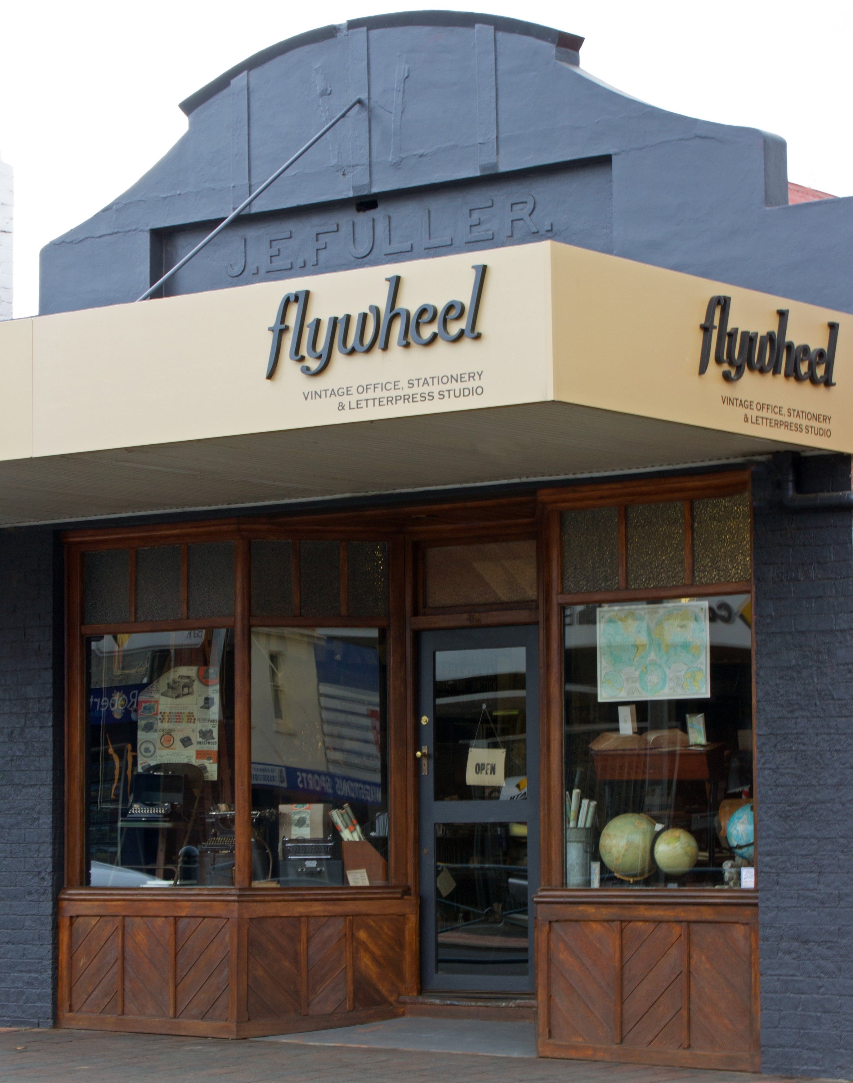 Flywheel - Townsville Tourism
