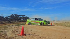 Rally Driving Loveday - Townsville Tourism