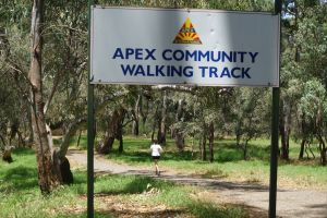 Euroa Apex Walking Track - Townsville Tourism