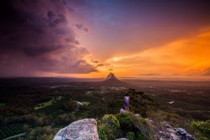 Glass House Mountains - Townsville Tourism