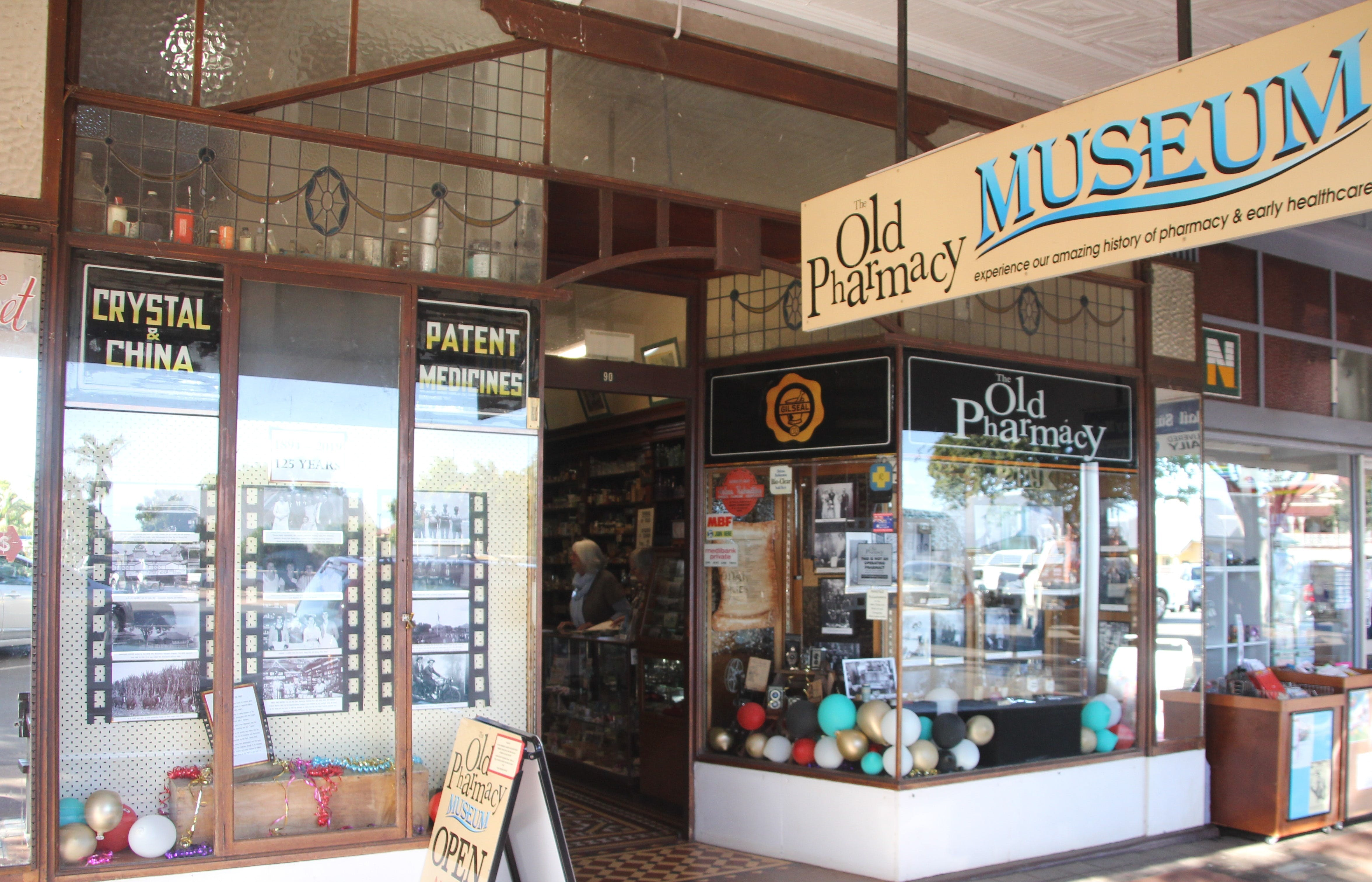 Old Pharmacy Museum  Childers - Townsville Tourism
