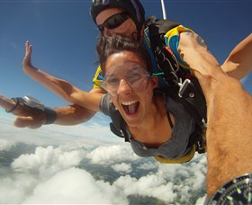 Gold Coast Skydive - Townsville Tourism